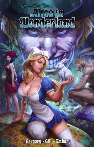 Grimm Fairy Tales Presents Alice In Wonderland TP