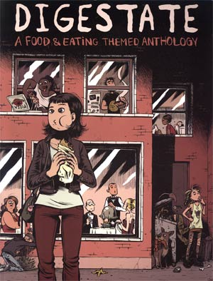 Digestate A Food & Eating Themed Anthology GN
