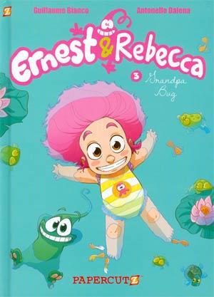 Ernest & Rebecca Vol 3 Grandpa Bug HC