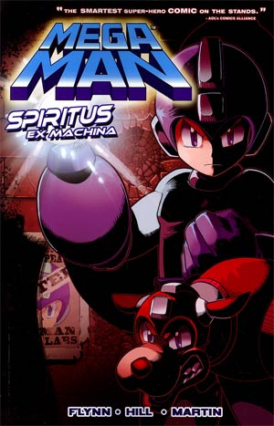 Mega Man Vol 4 Spiritus Ex Machina TP