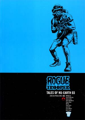 Rogue Trooper Tales Of Nu-Earth Vol 3 TP