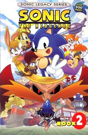 Sonic Legacy Series Vol 2 TP