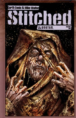 Stitched Vol 1 HC Regular Edition