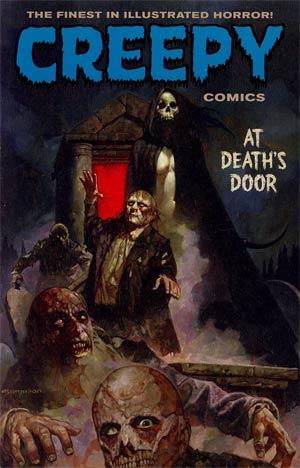 Creepy Comics Vol 2 At Deaths Door TP