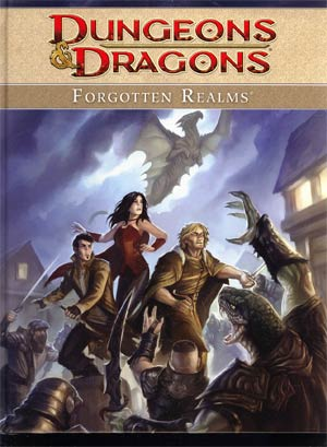 Dungeons & Dragons Forgotten Realms Vol 1 HC