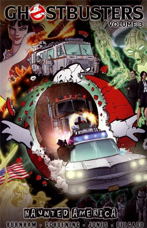 Ghostbusters Vol 3 Haunted America TP