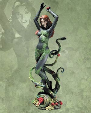Cover Girls Of The DC Universe Poison Ivy New 52 Statue