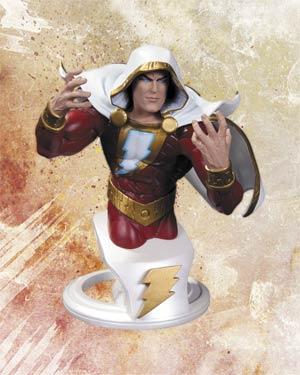 DC Comics Super-Heroes SHAZAM Bust