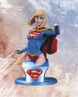 DC Comics Super-Heroes Supergirl Bust