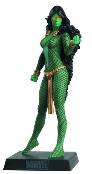 Classic Marvel Figurine Collection Magazine #189 Gamora