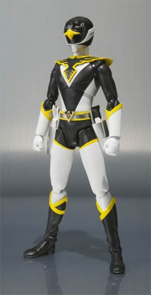 Choujin Sentai Jetman S.H.Figuarts - Black Condor Action Figure