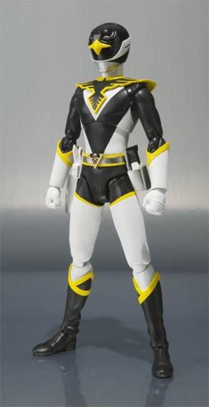 Choujin Sentai Jetman S.H.Figuarts - Black Condor Action Figure