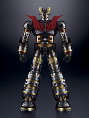 Mazinger Z DX Soul Of Chogokin Action Figure