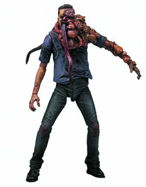 Left 4 Dead Smoker 7-Inch Action Figure