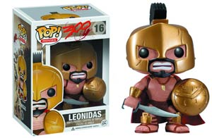 POP Movies 16 300 King Leonidas Vinyl Figure