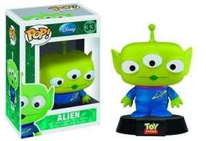 POP Disney 33 Alien Vinyl Figure