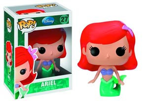 POP Disney 27 Ariel Vinyl Figure
