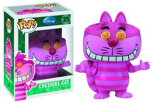 POP Disney 35 Cheshire Cat Vinyl Figure