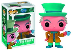 POP Disney 36 Mad Hatter Vinyl Figure