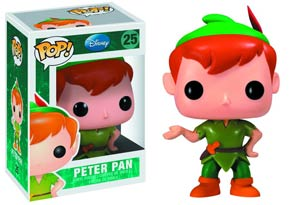 POP Disney 25 Peter Pan Vinyl Figure