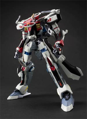 Super Robot Chogokin - Aquarion EVOL Die-Cast Action Figure