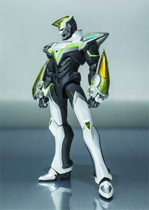 Tiger & Bunny S.H.Figuarts - Wild Tiger Movie Edition Action Figure