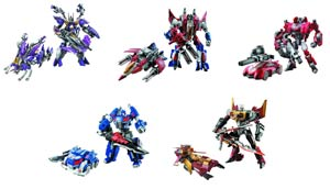Transformers Generations Deluxe Action Figure Assortment Case 201203