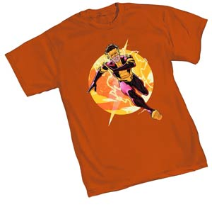 Kid Flash 52 By Ryan Sook T-Shirt Large