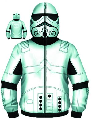 Star Wars Im A Trooper Costume Hoodie Medium