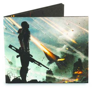 Mass Effect 3 Mighty Wallet
