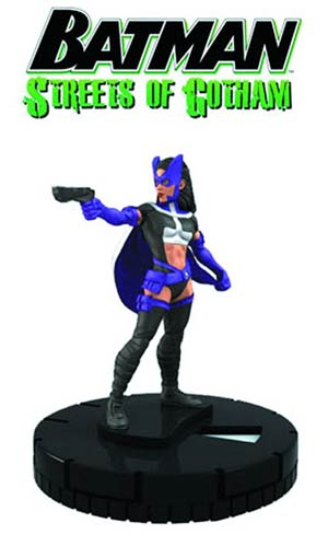 DC HeroClix Batman Streets Of Gotham Birds Of Prey Fast Forces 6-Pack