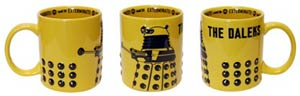 Doctor Who 2D Relief Ceramic Mug - Dalek
