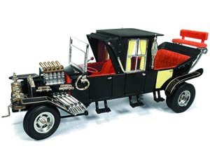 Munsters Koach 1/18 Scale Die-Cast Vehicle