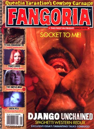 Fangoria #319 Jan 2013