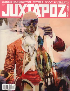 Juxtapoz #143 Dec 2012