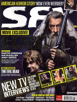 SFX #229 Jan 2013
