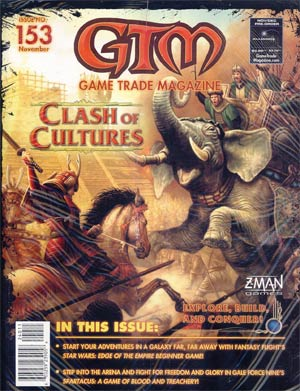 Game Trade Magazine #153