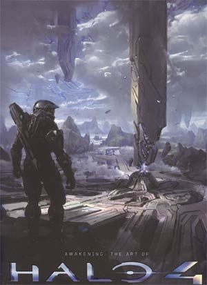 Awakening Art Of Halo 4 HC