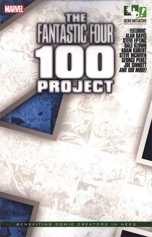 Fantastic Four 100 Project SC