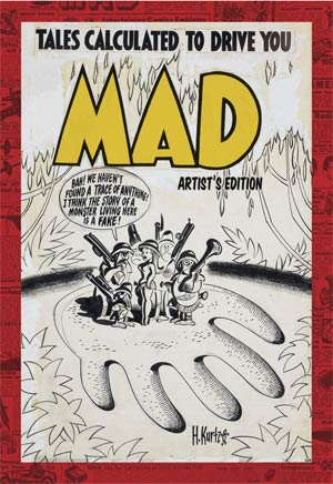MAD Artists Edition HC