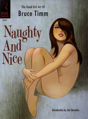 Naughty And Nice The Good Girl Art Of Bruce Timm Big Pocket Edition TP