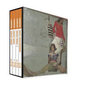 Sparrow Box Set Ashley Wood