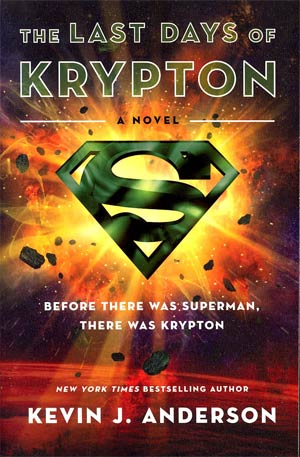 Last Days Of Krypton TP