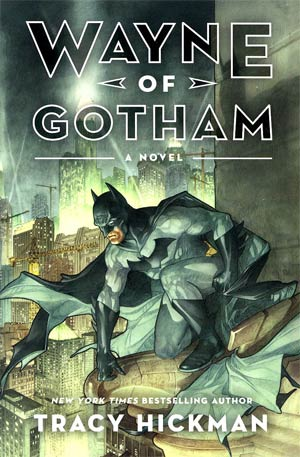 Wayne Of Gotham A Novel TP