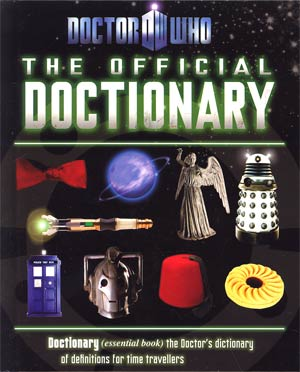 Doctor Who Doctionary HC