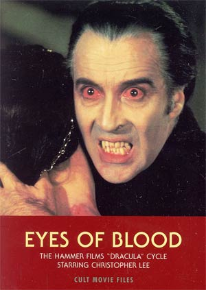 Eyes Of Blood Hammer Films Dracula Cycle Starring Christopher Lee TP