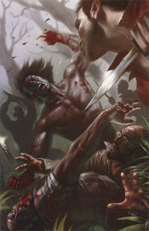 Lord Of The Jungle #7 Incentive Lucio Parrillo Virgin Cover