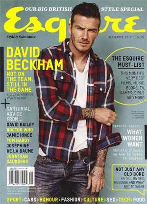 Esquire UK Sep 2012