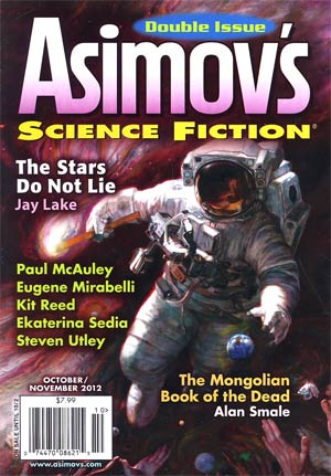 Asimovs Science Fiction Vol 36 #10 / #11 Oct / Nov 2012