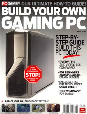 PC Gamer Specials Fall 2012